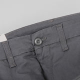 Carhartt Sid Pants - Blacksmith Rinsed Button