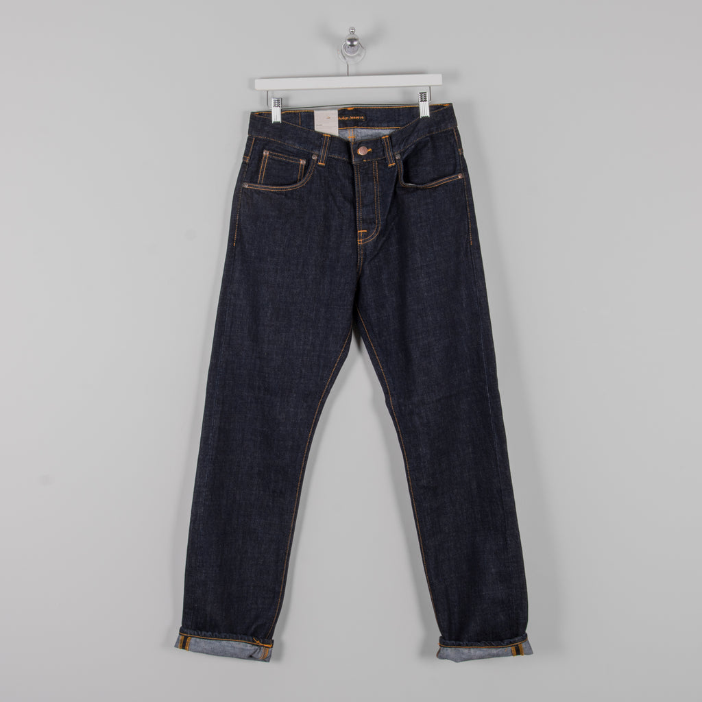 Nudie Sleepy Sixten Jeans - Rinsed 3