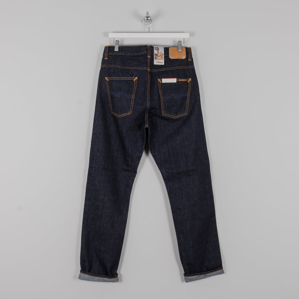 Nudie Sleepy Sixten Jeans - Rinsed 1