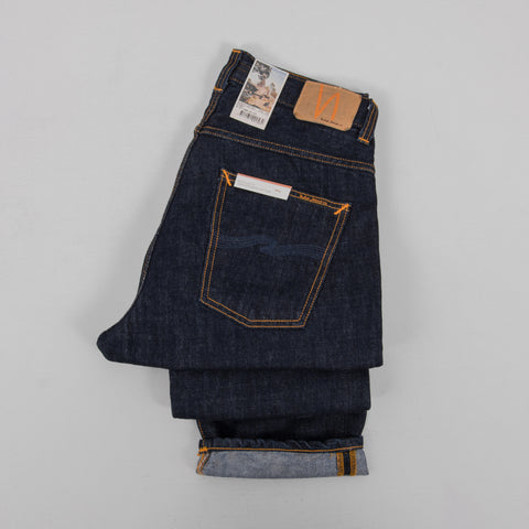 Nudie Sleepy Sixten Jeans - Rinsed 2