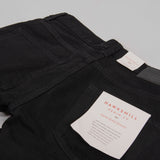 Hawksmill Denim Co Slim Tapered Jean - Black Soak Selvedge