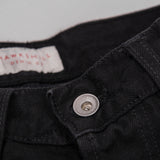 Hawksmill Denim Co Slim Tapered Black Soak Selvedge Jean 7