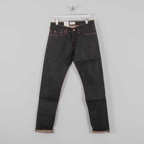 Hawksmill Denim Co Slim Tapered Japanese Selvedge Jean - Dry 1