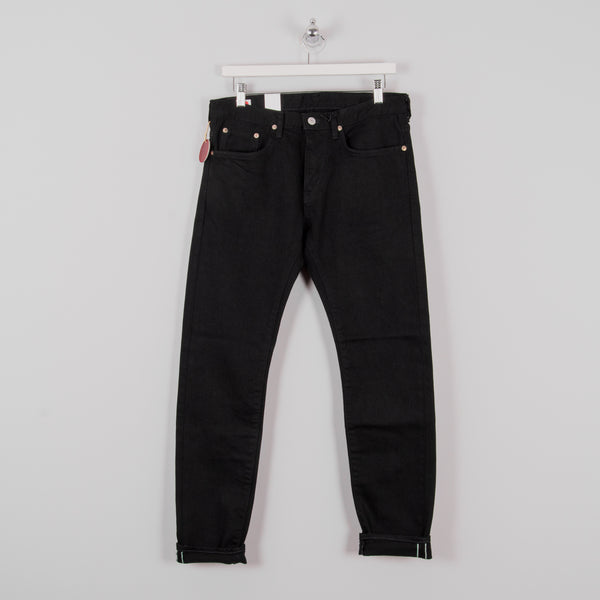 Edwin Slim Tapered Jeans - Kaihara Black Selvage 3