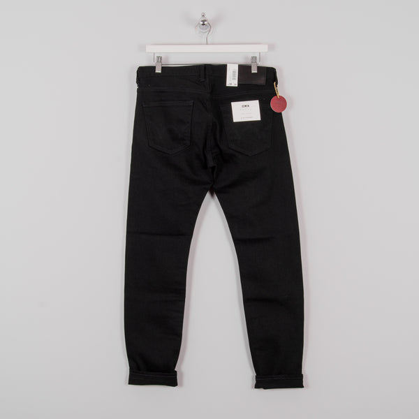 Edwin Slim Tapered Jeans - Kaihara Black Selvage 1
