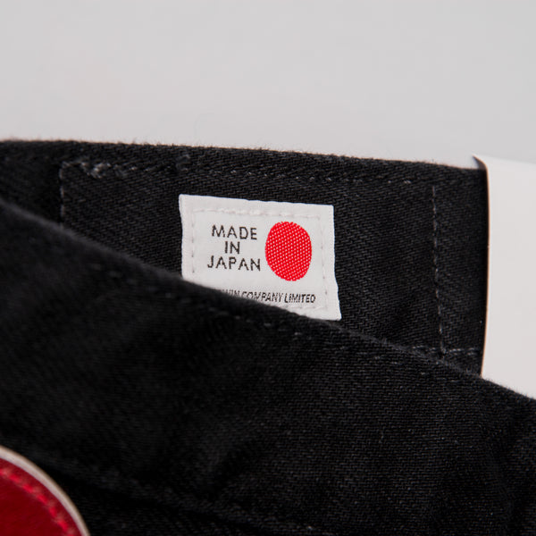Edwin Slim Tapered Jeans - Kaihara Black Selvage 5