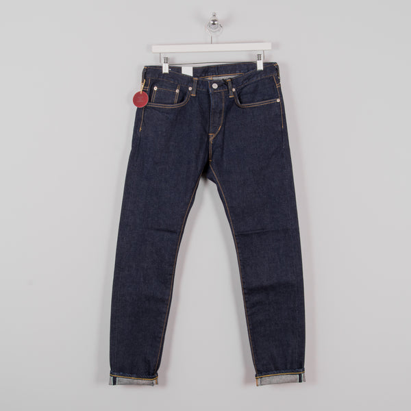 Edwin Slim Tapered Jeans - Kaihara Blue Selvage 3