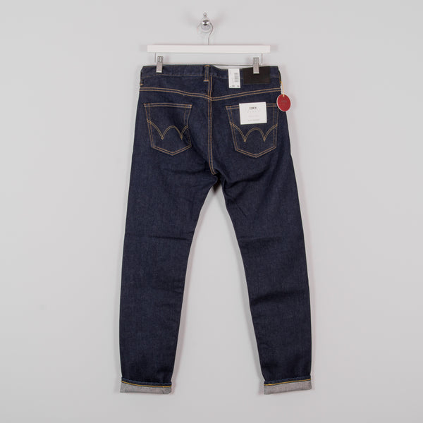 Edwin Slim Tapered Jeans - Kaihara Blue Selvage 1