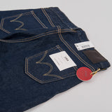 Edwin Slim Tapered Jeans - Kaihara Blue Selvage 4