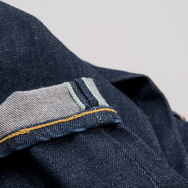 Edwin Slim Tapered Jeans - Kaihara Blue Selvage 5