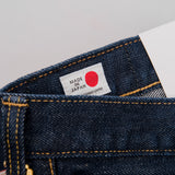 Edwin Slim Tapered Jeans - Kaihara Blue Selvage 6