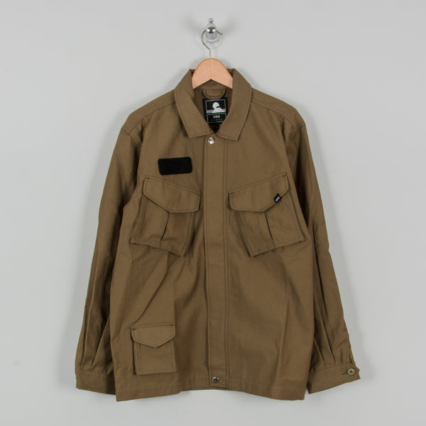 Edwin Strategy Jacket - Martini Olive 1