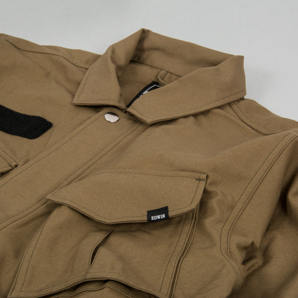 Edwin Strategy Jacket - Martini Olive 2