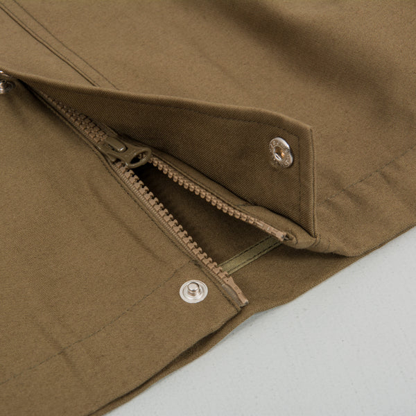 Edwin Strategy Jacket - Martini Olive 4