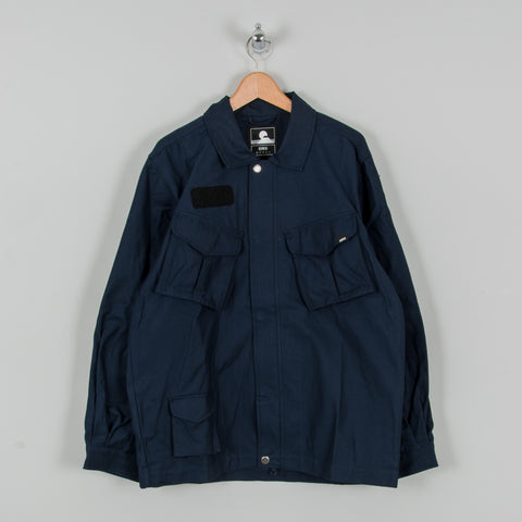 Edwin Strategy Jacket - Navy Blazer 1