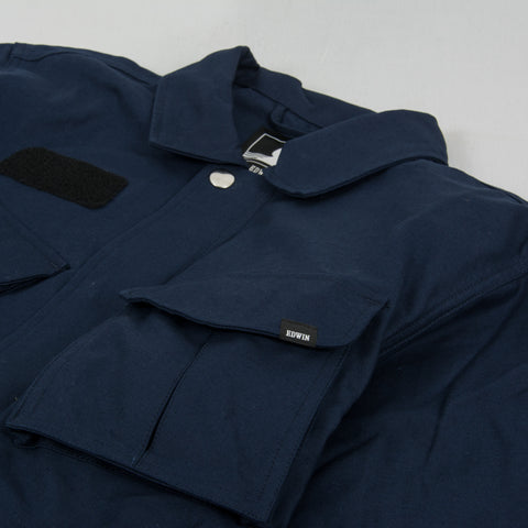 Edwin Strategy Jacket - Navy Blazer 2