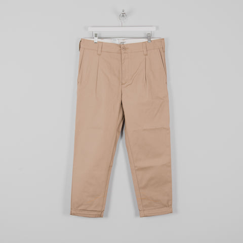 Carhartt Taylor Pant 9oz Rigid - Leather 1