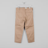 Carhartt Taylor Pant 9oz Rigid - Leather 3