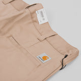 Carhartt Taylor Pant 9oz Rigid - Leather 4