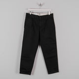 Carhartt Taylor Pant 8oz Stone Washed - Black 3