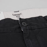 Carhartt Taylor Pant 8oz Stone Washed - Black 5