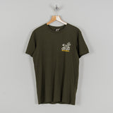Deus ex Machina Thirst Tee - Leaf Marle 1