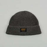 Carhartt WIP Truman Beanie - Dark Grey Heather 1