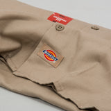 Dickies L/S Work Shirt - Khaki 2