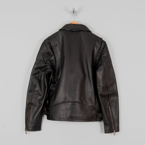 Shangri La Heritage Varenne Leather Jacket MKII - Black 3