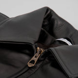 Shangri La Heritage Varenne Leather Jacket MKII - Black 2