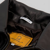 Shangri La Heritage Varenne Leather Jacket MKII - Black 6