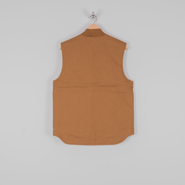 Carhartt Vest - Hamilton Brown Back 3