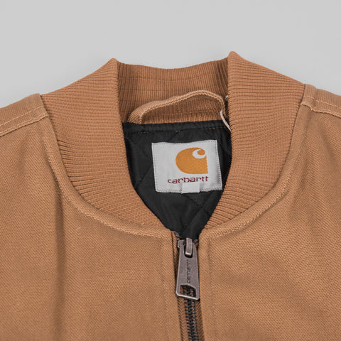 Carhartt Vest - Hamilton Brown Collar 2