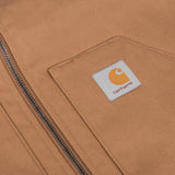 Carhartt Vest - Hamilton Brown Pocket 4