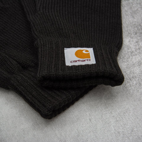 Carhartt WIP Watch Gloves - Black 2