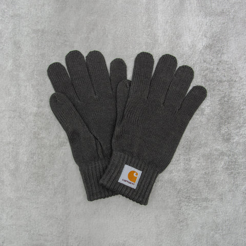 Carhartt WIP Watch Gloves - Blacksmith 1