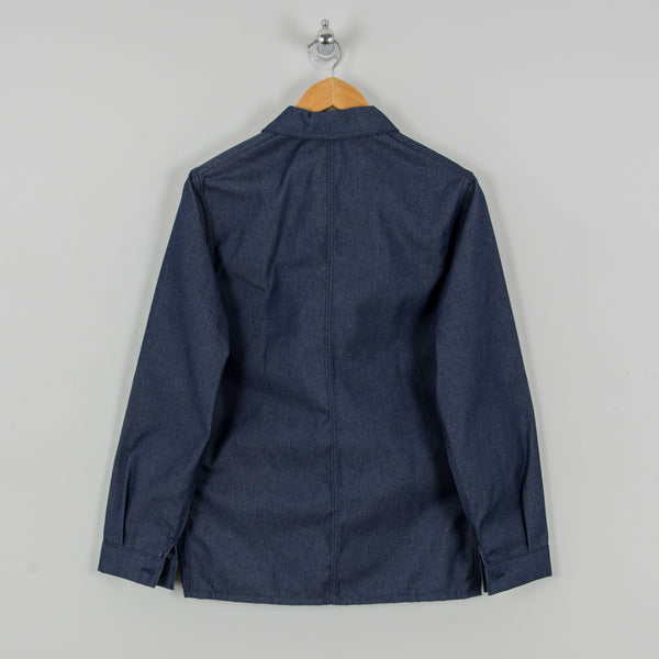 Le Laboureur Work Jacket - Denim 3