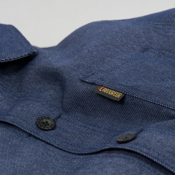 Le Laboureur Work Jacket - Denim 2