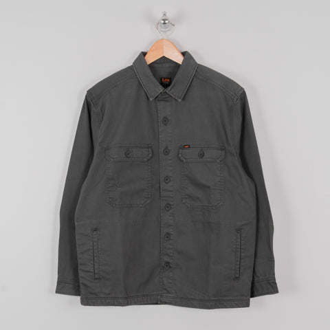 Lee Workwear Overshirt - Steel Grey 1