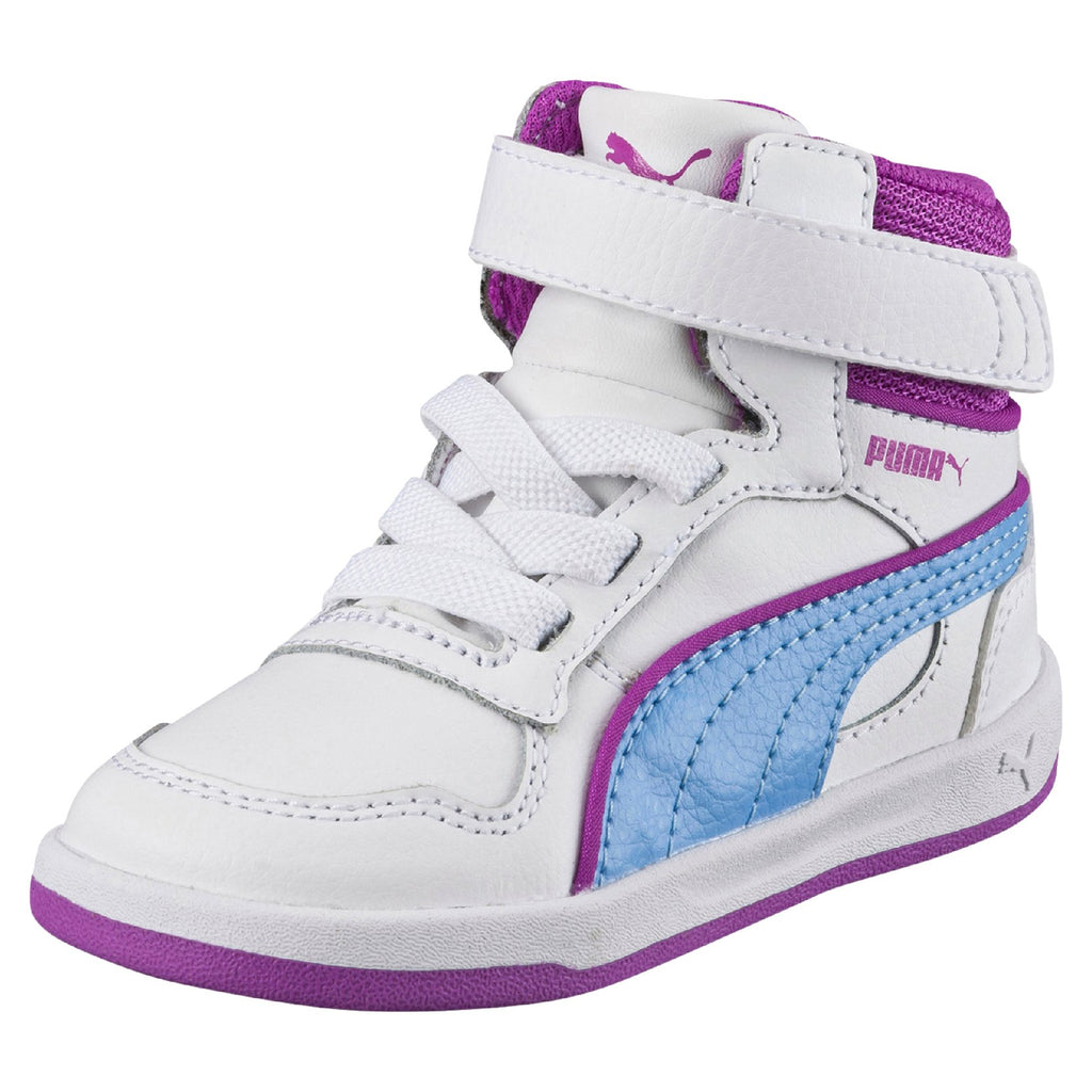 Puma Liza Mid Boot White Shoes