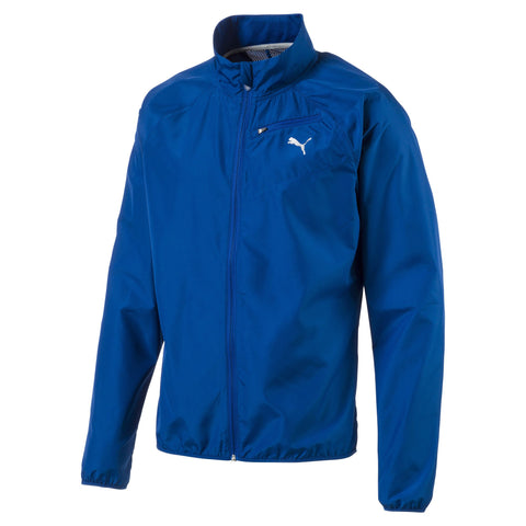Puma Core Run Blue Jacket