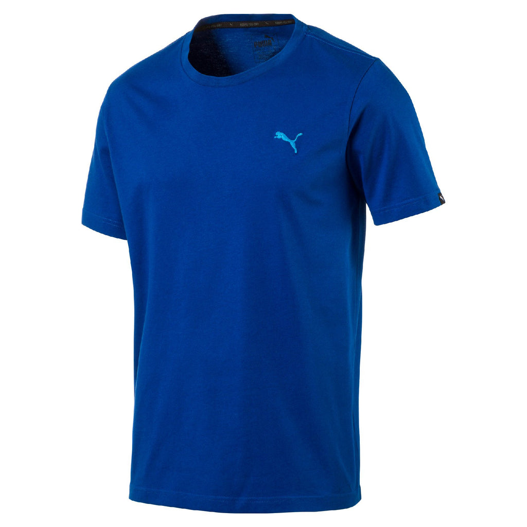 Puma ESS Blue T-Shirt