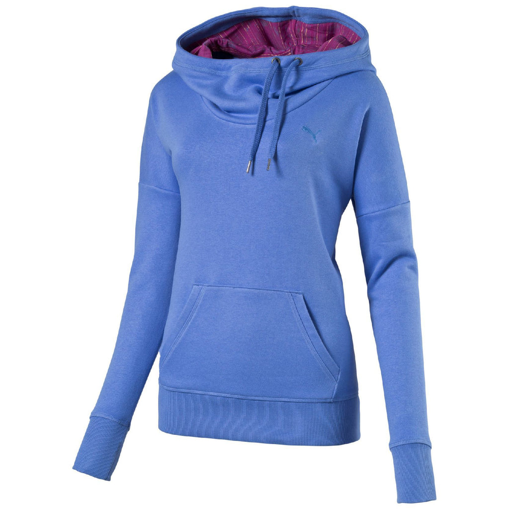Puma Fun Graphic Hoodie Training Ultramarine