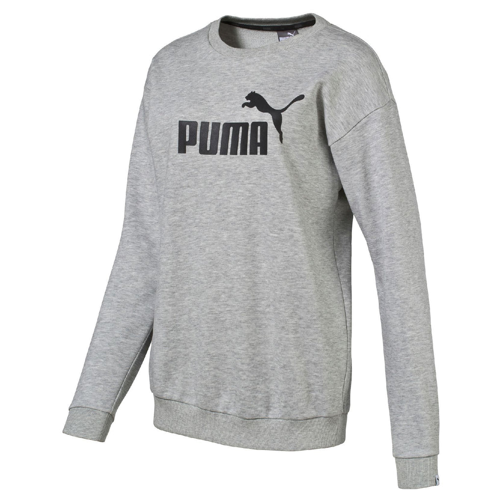 Puma Essential No.1 Crew Sweat Training Top