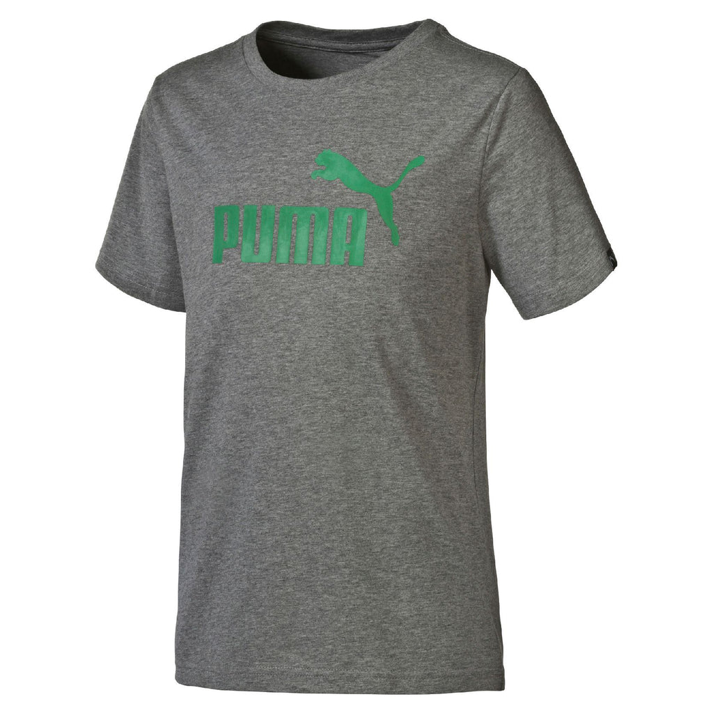Puma Kids Essential Grey T-Shirt