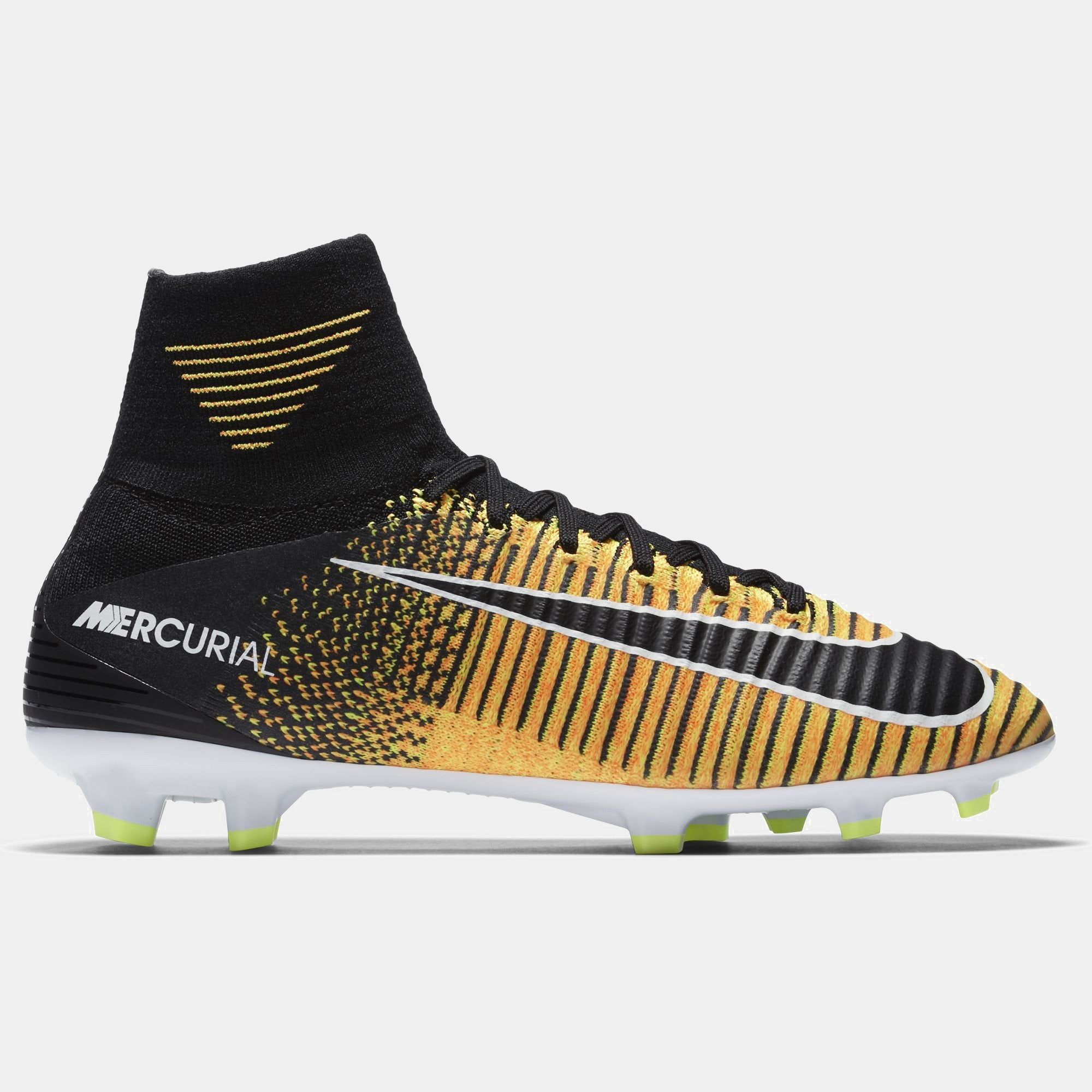 1681292c3a2f Kids  Nike Jr. Mercurial Superfly V Dynamic Fit (FG) Firm-Ground Footb –  Branded Feet