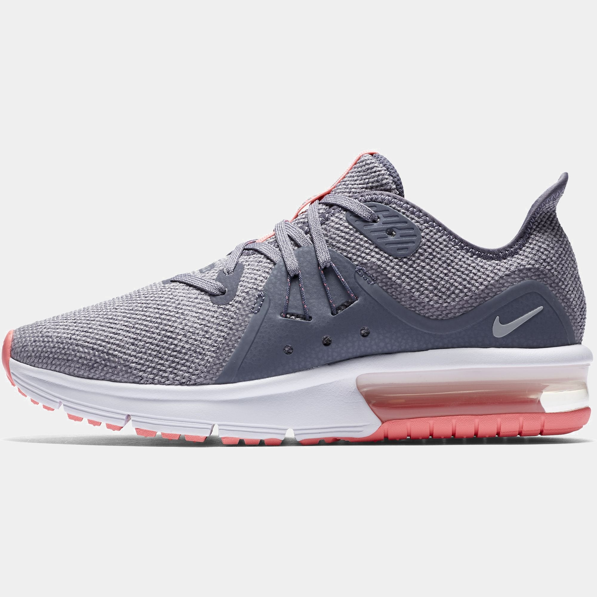 9bb99957cf25 Nike Air Max Sequent 3 (GS) Running Shoe – Branded Feet