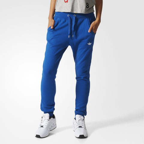 adidas Slim Trackpants Blue