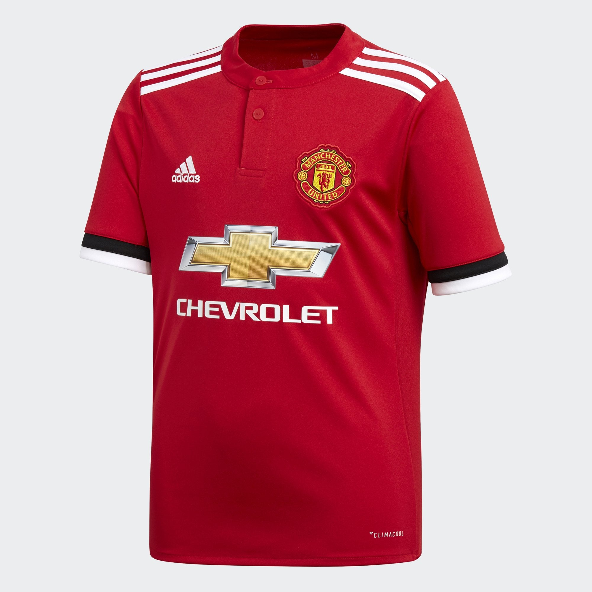 the best attitude 9f7d2 5142a adidas Manchester United Home Replica Jersey