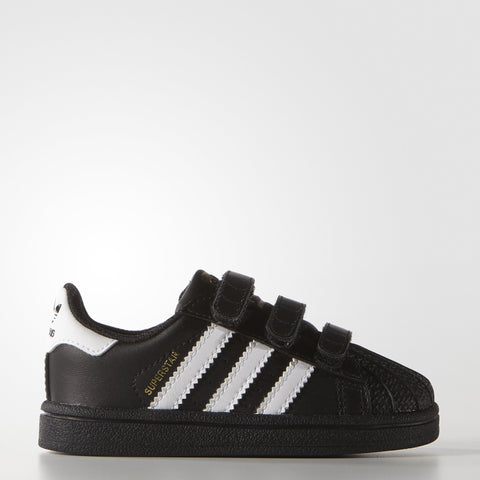 adidas Youth Superstar Foundation Sneakers Black